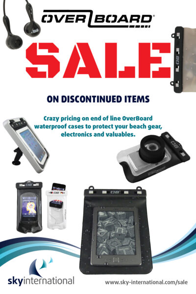 OverBoard SALE