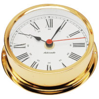 Autonautic R120D Gold Plated Clock 120mm - SALE