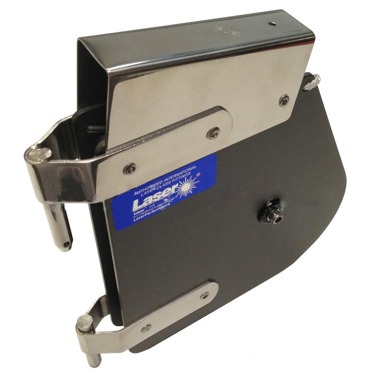 Laser Tiller Parts : Laser rudder head class legal foil parts