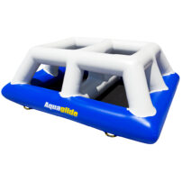 Aquaglide Sierra - Inflatable Water Play Station