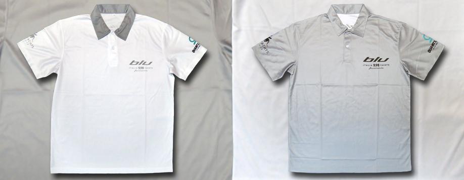 Custom Crew Shirts - Blu - Sublimation Polo by Sky International