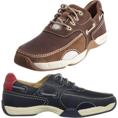 Chatham Marine Mens Sloop Deck Shoes - SALE