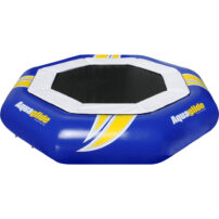 Aquaglide SuperTramp 14 - Water Trampoline with SwimStep