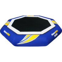 Aquaglide SuperTramp 23 - Water Trampoline with SwimStep