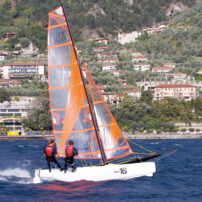 Topper Topaz 16 CAT