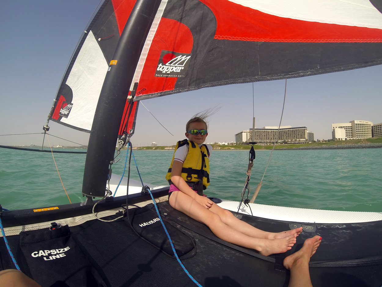 Topaz 14 Cat A Great Racing Catamaran For Lighter Weight