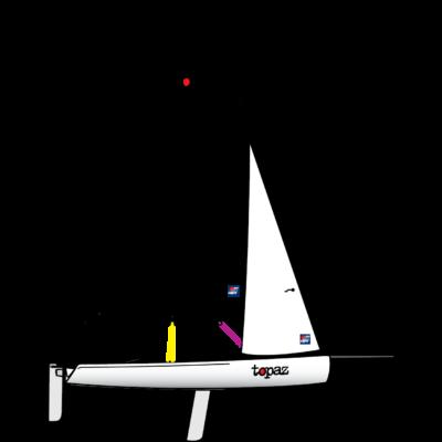 Topper Topaz Race X