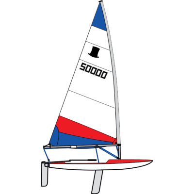 Topper Race Dinghy