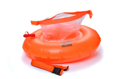 Swim Secure Tow Donut - Inflatable Swimming Buoy and Drybag
