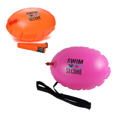Swim Secure Tow Float - Inflatable Swimming Buoy