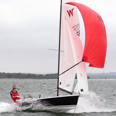 Hartley Wayfarer - Best known 16' sailing dinghy in the world