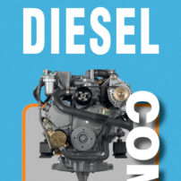 Diesel Companion - Spiral Bound, Splash Proof Book