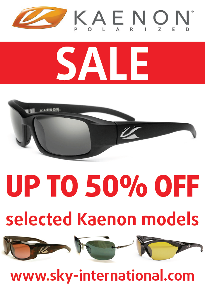 Kaenon SALE - Up To 50% Off
