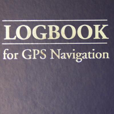 Logbook for GPS Navigation