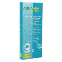 Clean Tabs Aqua Mini Tabs - Water purification Tablets