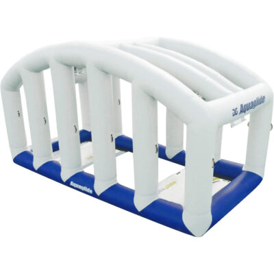 Aquaglide Monkey Dome - Inflatable Water Play Station