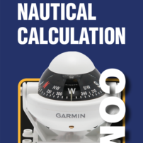 Nautical Calculation Companion - Spiral Bound, Splash Proof Book