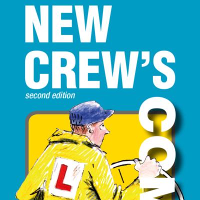 New Crew's Companion - Spiral Bound, Splash Proof Book