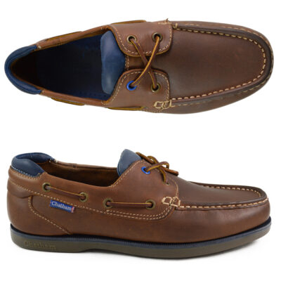 Chatham Marine Pitt Mens Deck Shoes