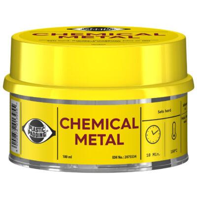 Plastic Padding Chemical Metal Multi-Purpose Filler- 180ml Tin