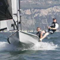 RS500 - Fast, cool and exciting single trapeze double-hander