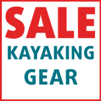 SALE - Kayaking Gear