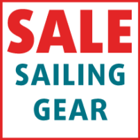 SALE - Sailing Gear