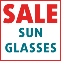 SALE - Sunglasses