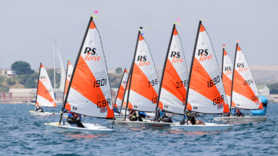 RS TERA – THE FAST, FUN AND ADDICTIVE WAY INTO SAILING