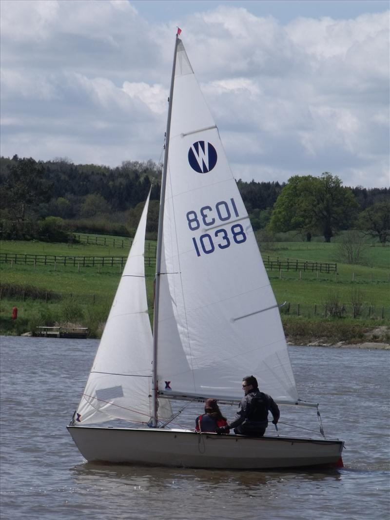 Hartley Wanderer - The best 14ft sailing dinghy money can buy