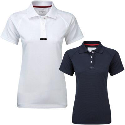 Henri Lloyd Fast-Dri Polo Shirt - Women's