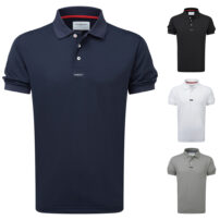 Henri Lloyd Fast-Dri Polo Shirt - With Silver Ion Technology